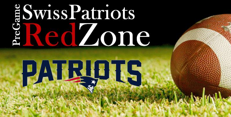 SwissPatriots RedZone Game Preview: Patriots @ Titans