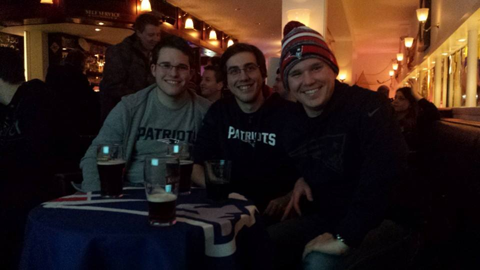 Fan Club of the Month: New England Patriots Fan Club Switzerland
