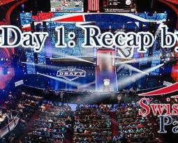 Draft-Day 1: Recap