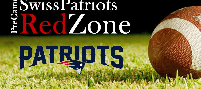 SwissPatriots RedZone Game Preview: Jets @ Patriots